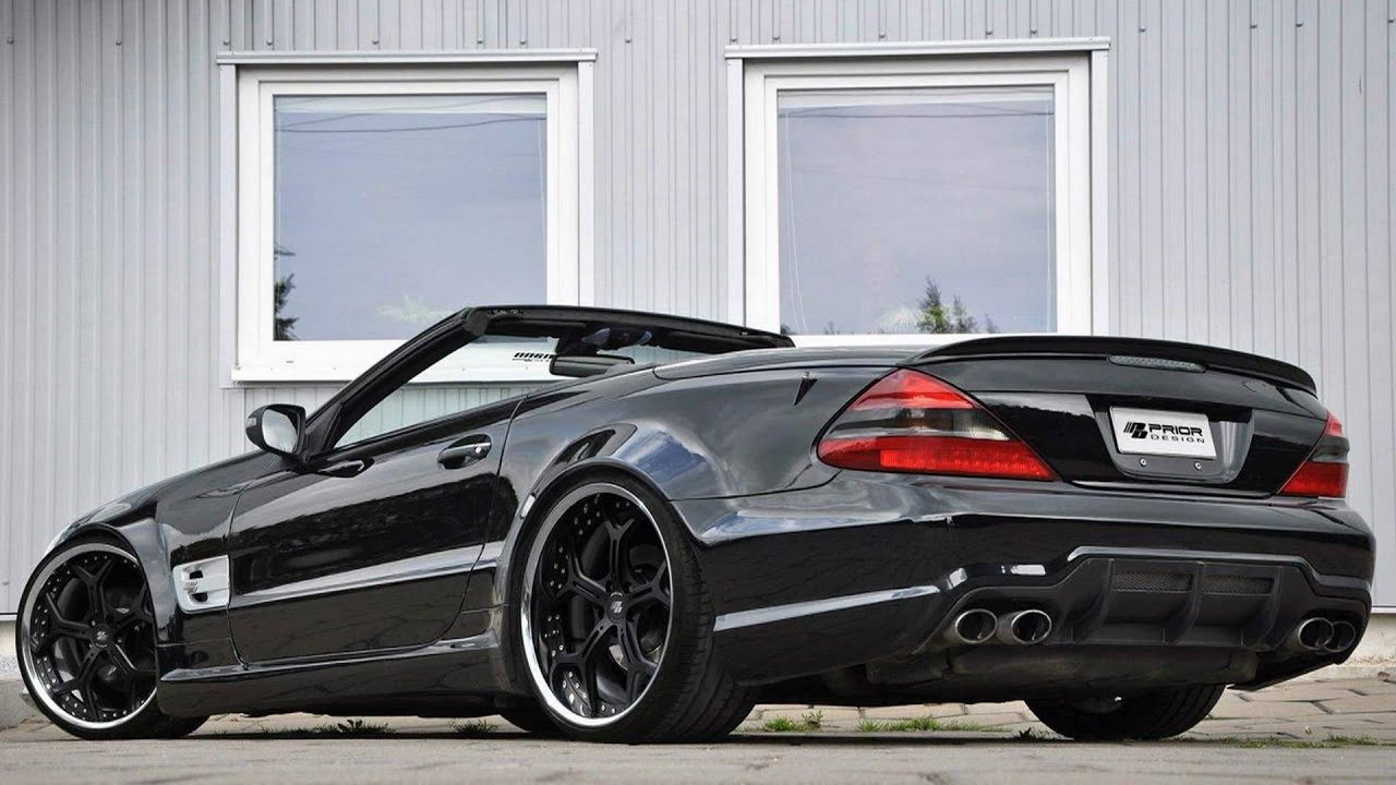 2010 prior design mercedes benz sl class r230 youtube. Black Bedroom Furniture Sets. Home Design Ideas
