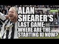 Alan Shearer's Last Game: Where Are The Starting XI Now? の動画、YouTube動…