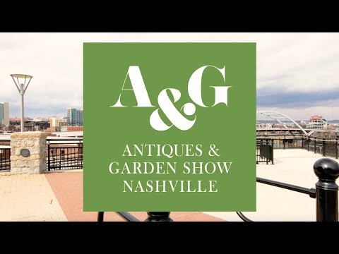 Antiques & Garden Show Video Overview