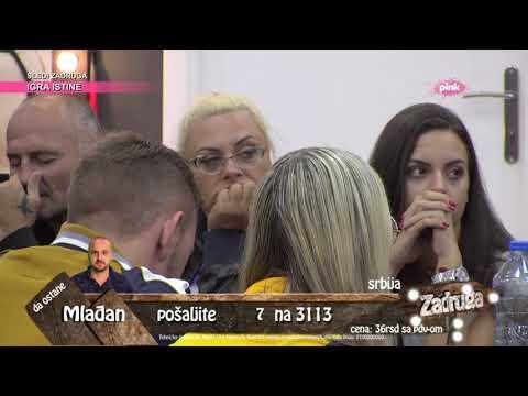 Zadruga 3 - Nominacije, 3.deo / Svađa Mine, Marije i Miljane Kulić - 13.09.2019.