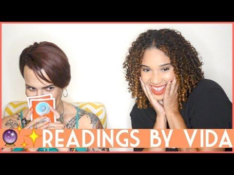 Ada + Friends | Meet my Psychic Medium and Spiritual Advisor @ReadingsByVida
