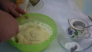 Быстрый завтрак оладьи