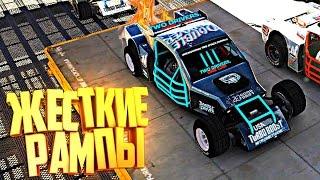 НЕПРОХОДИМЫЕ РАМПЫ И СПИРАЛИ!!!(ДРИФТ) - Trackmania Turbo