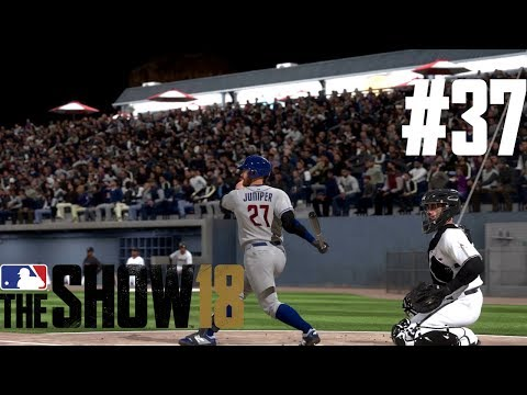 ON FIRE IN TRIPLE-A! | MLB The Show 18 | RTTS Episode #37