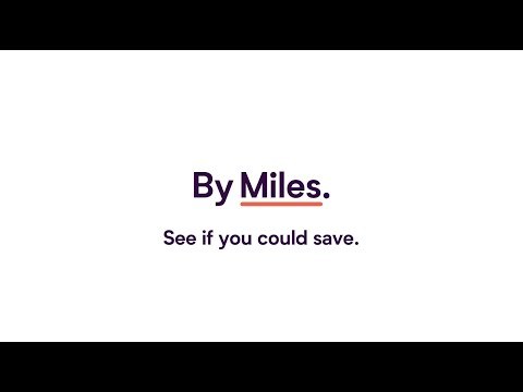 By Miles: UK Car Insurance Provider Of The Year 2019