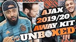 UNBOXING AJAX 2019/20 AWAY SHIRT | KIT REVIEW