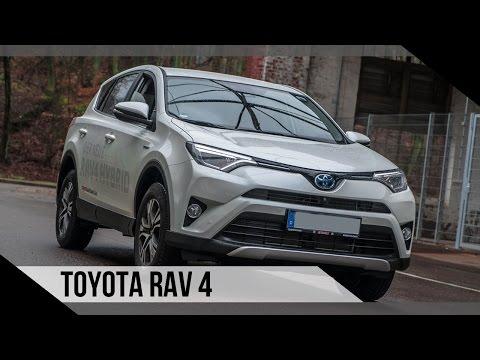 MotorWoche | Toyota RAV4 Hybrid | 2016 | Test | German