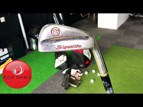 WILSON SIGNATURE 1 IRON REVIEW