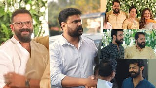 Arun Gopi Marriage Reception Video | Dileep | Tovino | Pranav Mohanlal | Jayasurya