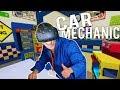 BECOMING THE ULTIMATE CAR MECHANIC IN VR! - Job Simulator 2017 HTC VIVE Gameplay