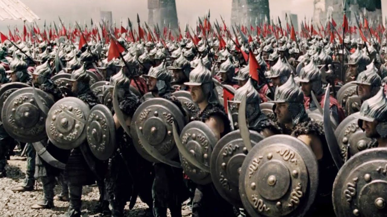 這才是震撼戰爭大片!被大唐打跑的突厥人,竟成了古歐洲的夢魘