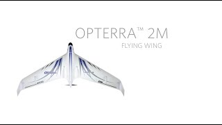 Load Video 1:  E-flite Opterra 2m Wing BNF Basic & PNP