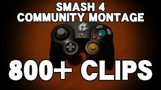 Final Smash 4 Community Montage