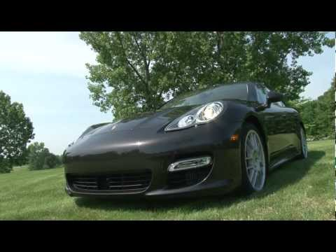 2012 Porsche Panamera Turbo S - Drive Time Review with Steve Hammes