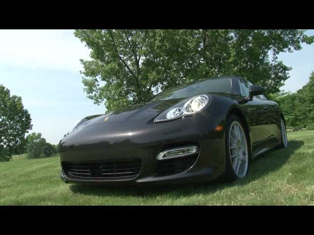 2017 Porsche Panamera Turbo S Drive Time Review With Steve Hammes