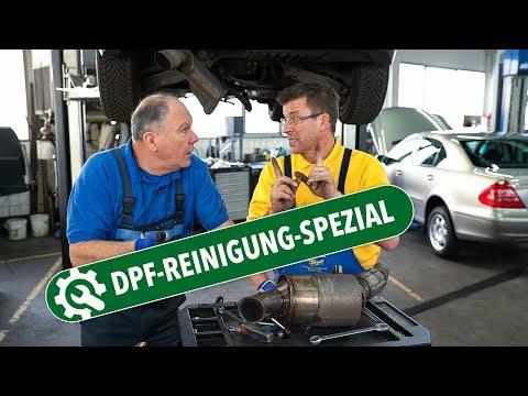 Diesel-Rußpartikelfilter freibrennen | DPF-Reinigung-Spezial – zu Besuch bei der Firma Barten