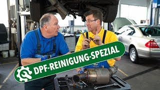 DieselRußpartikelfilter freibrennen | DPFReinigungSpezial  zu Besuch bei der Firma Barten