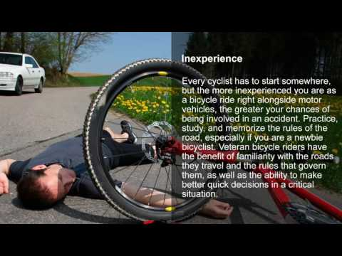 Common Causes of Michigan Bicycle Accident Injuries