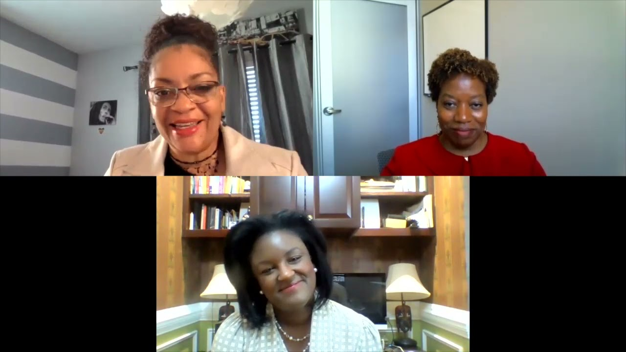 A Conversation with Leaders ft. Alicia Gresham and Dr. Angela Lamb