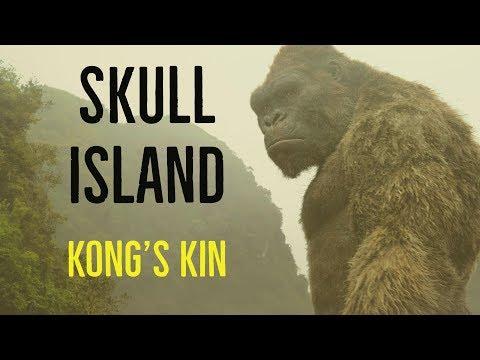 Skull Island (Kong's Kin)