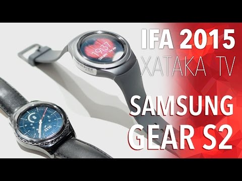 De forma sorpresiva, Samsung quiere que su nuevo reloj Gear S2 sea compatible con iOS