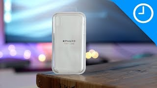 Review iPhone XR Clear Case - Is it worth 40