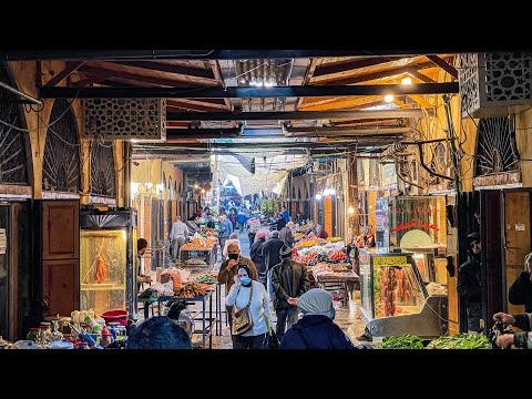 Walking in Tripoli; Visit Tripoli... A City Full of Life, A City I Adore. The Old Souk & Market