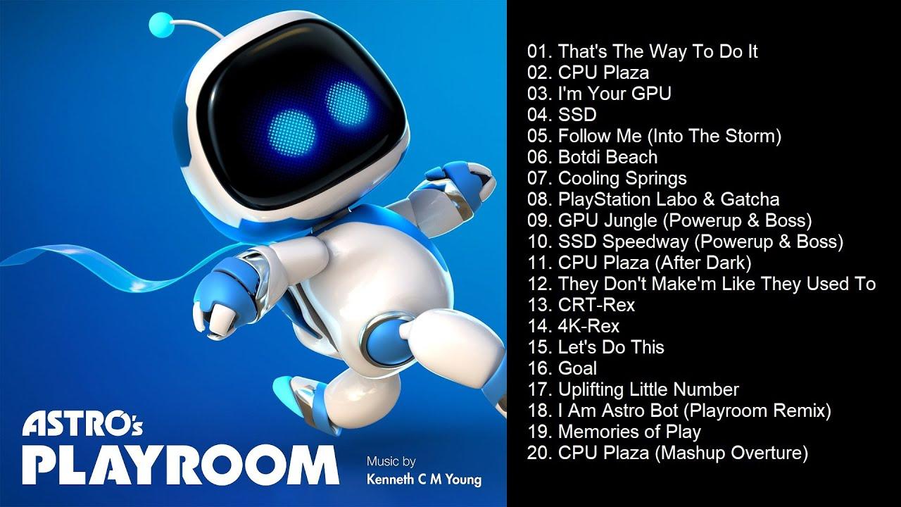 Astro's Playroom (Original Video Game Soundtrack) | Full Album