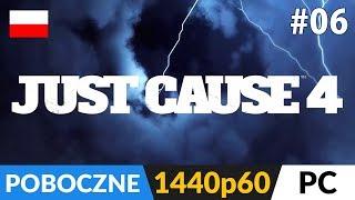 Just Cause 4 PL  #6 (odc.6 Live)  Odcinek z lamami!