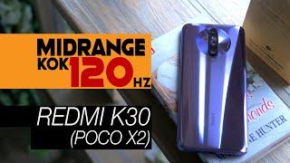POCO X2 - REDMI K30 Quick Review Indonesia