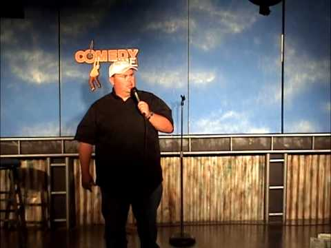 Todd Johnson on Comedy Time Tv