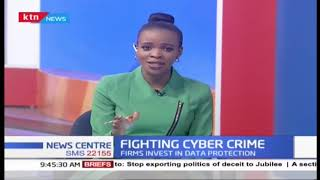 Fighting Cyber Crime: Firms invest in data protection