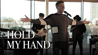 Aidan Martin - Jess Glynne - Hold My Hand - Cover