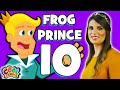 The Princess and the Frog 👑🐸 FINAL CHAPTER 👑🐸Story Time with Ms. Booksy