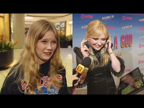 Kirsten Dunst Reacts To Her First 'Interview With The Vampire' Interview (Exclusive)