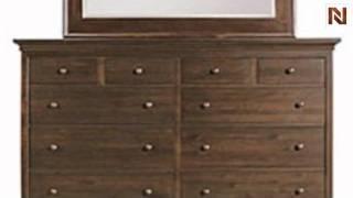 Kincaid 46-160 Somerset Drawer Dresser