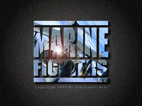 Marine Fighetrs - Intro & Mission 1: S.O.S.