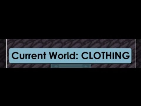 "Growtopia | Collecting Wls From My Vend World ""CLOTHING"""