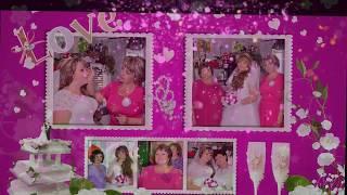 Поздравление для крестницы с законным браком