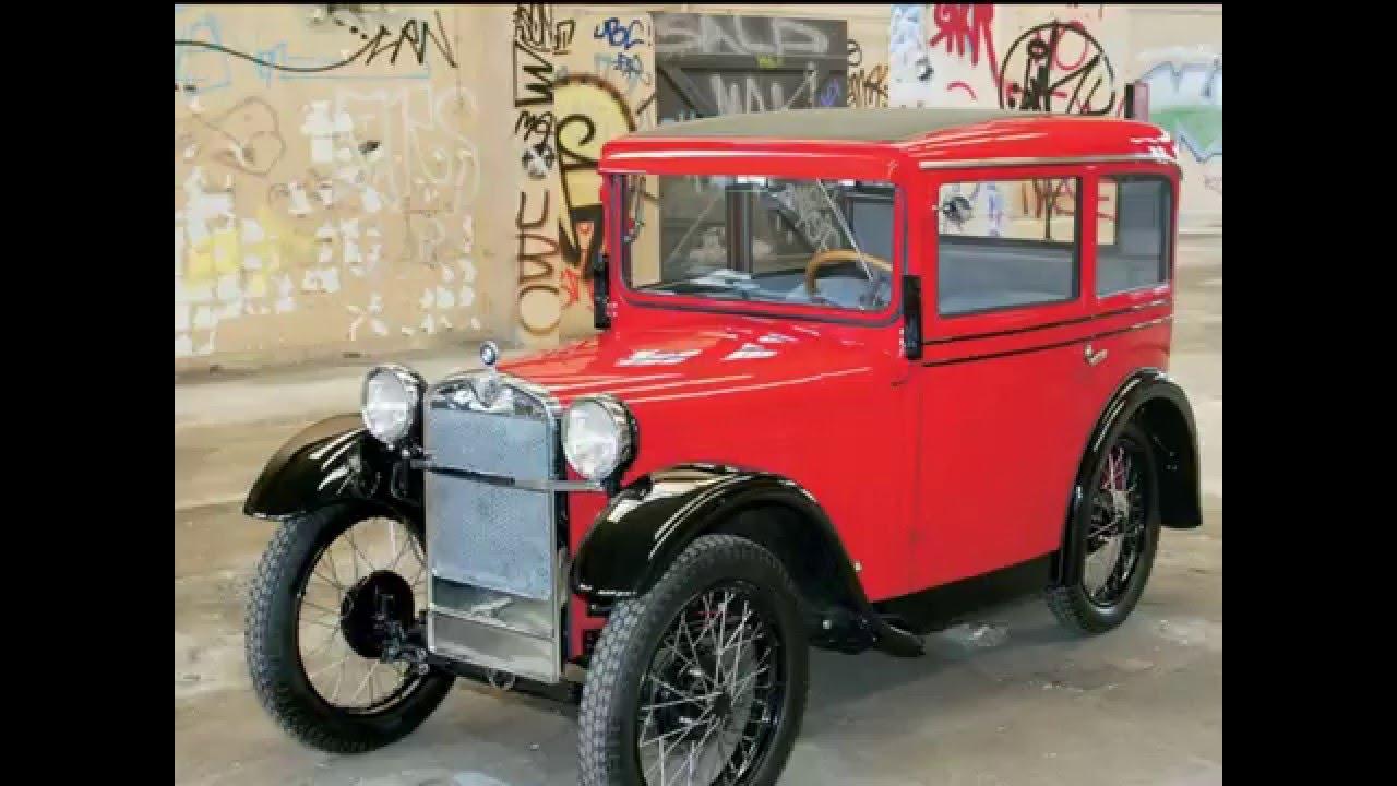 BMW 315 PS DA 2 1929 - YouTube