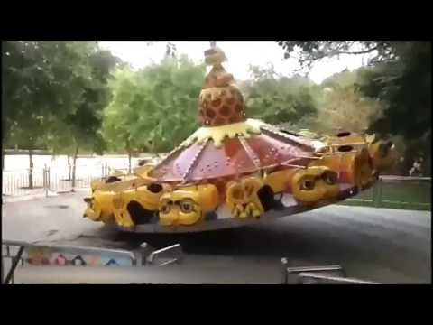 Bumble Bee Kingdom - Video 2 - Amusement Rides
