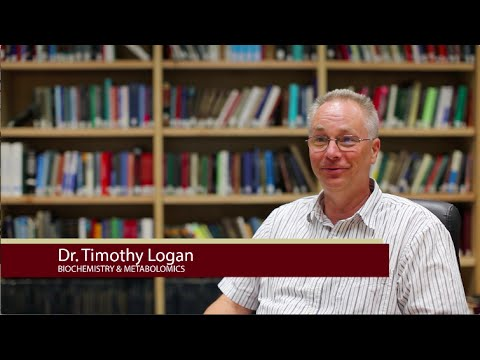 FSU Chemistry Department Faculty Interview - Dr. Timothy Logan