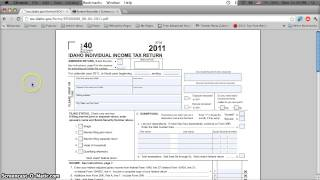 idaho printable tax forms 2012 individual income tax return form 40 available online