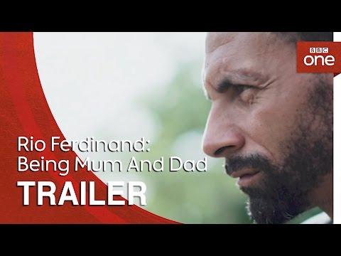 Rio Ferdinand: Being Mum And Dad   Trailer - BBC One