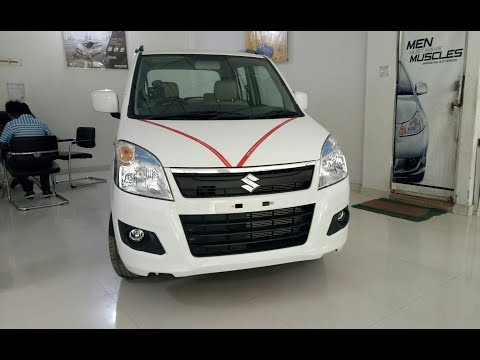 Maruti Wagon R vxi 2018 detail review