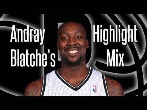 Andray Blatche's '12-'13 Highlight Mix | Brooklyn Nets