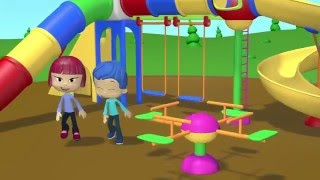 Repeat youtube video TuTiTu Playground Toy Song