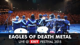 EXIT 2015 | Eagles of Death Metal Live @ Main Stage FULL PERFORMANCE