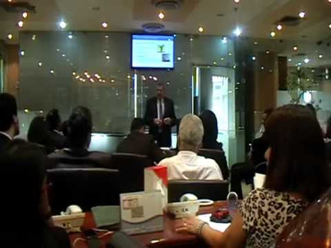 Principles of  Trading - Part II - seminar by Mr. Richard Kapsch