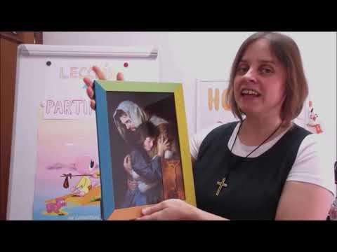 Hola amigos - 1. lekce španělštiny s misionářkou